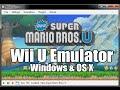 Wii U Emulator for Windows PC and Mac [UPDATED]