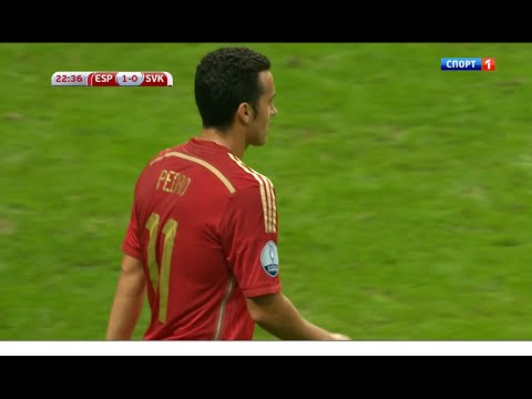 Pedro Rodriguez vs Slovakia (Home) 15/16 720p HD