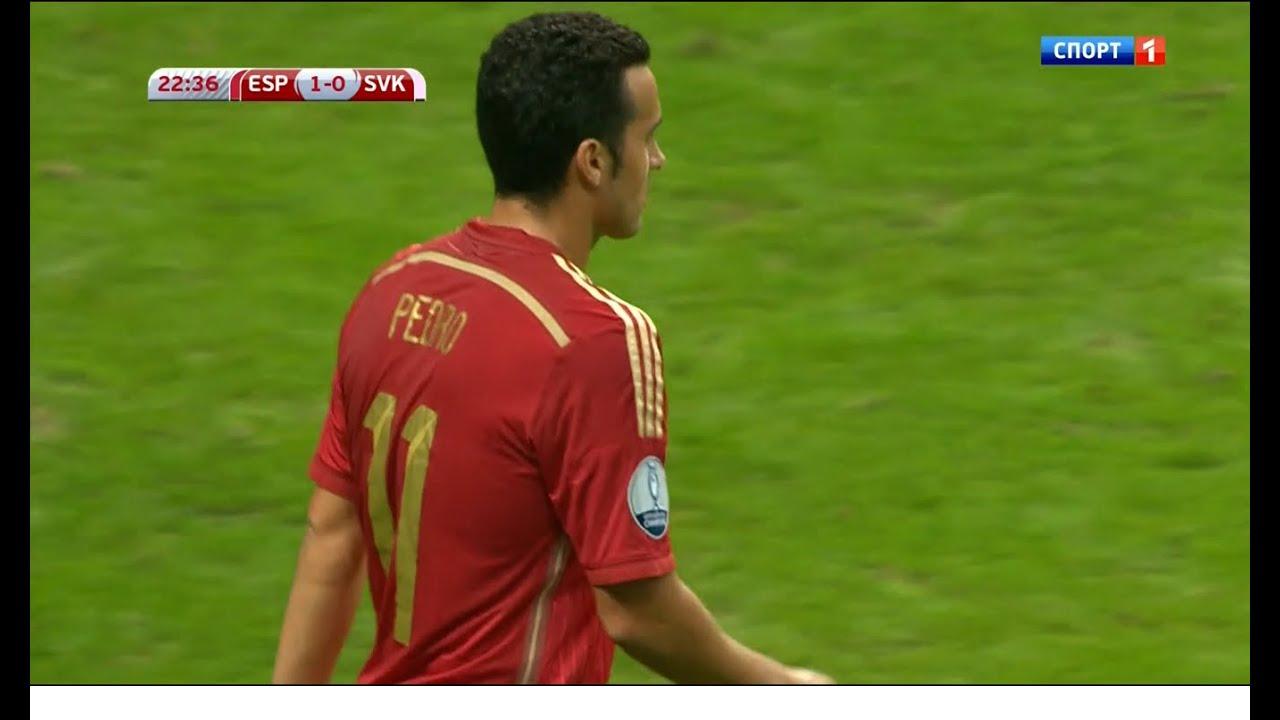 Download Pedro Rodriguez vs Slovakia (Home) 15/16 720p HD
