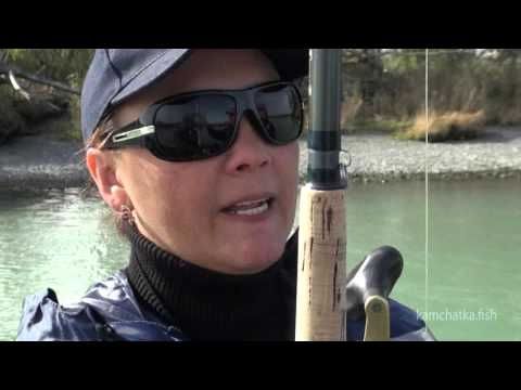Рыбалка на Камчатке видео - наши на Аляске (часть 2)