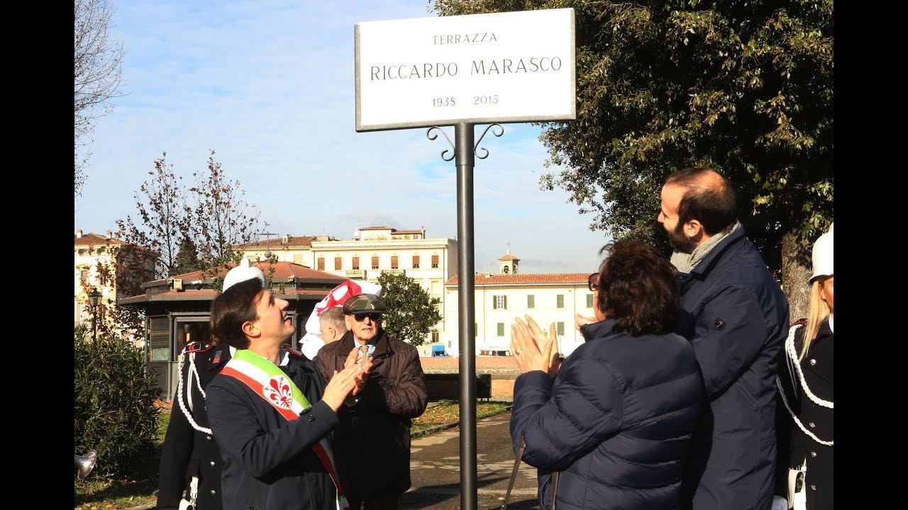 Terrazza Sull Arno A Firenze Dedicata Dal Comune A Riccardo Marasco