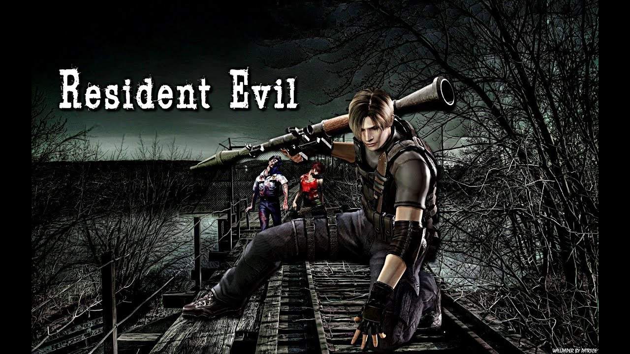 Pacote De Wallpapers 1080p Resident Evil 1 Youtube