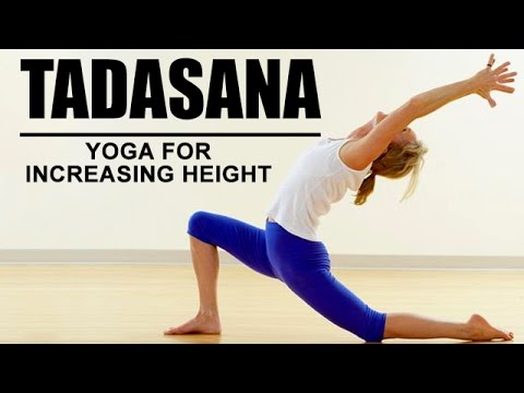 Yoga For Increasing Height | Tadasana Yoga