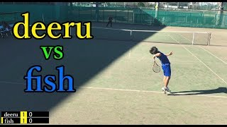 deeru vs fish - Singles Highlights [tennis]