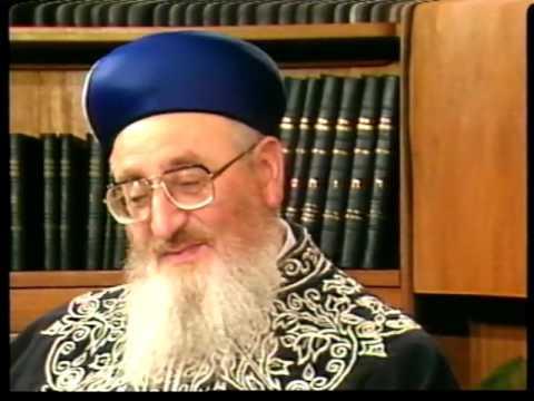 מוסף המוספים 9.10.87 - ריאיון מיוחד עם הרבנים הראשיים