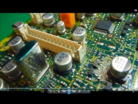 Mitsubishi DLP Electrical Chassis Rebuild DM FMT WD 52825 62825 52525 52725 62725