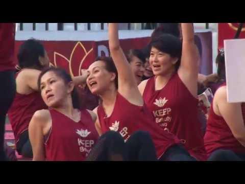 Diva Beauty Yoga 2017 Jakarta - Full Length