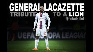 Alexandre Lacazette • Tribute to a Lion