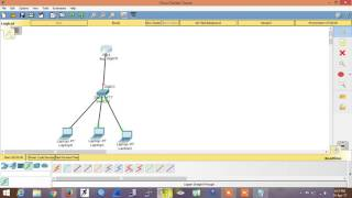 ccna lab 1 how to configure a cisco router switch in cisco packet tracer