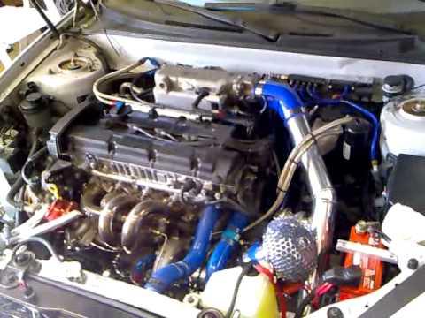 2007 Hyundai Tiburon Custom Turbo First Day Of