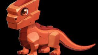 Criar Dragon de Ladrillo   How to breed Brick Dragon   Dragon Mania Legends