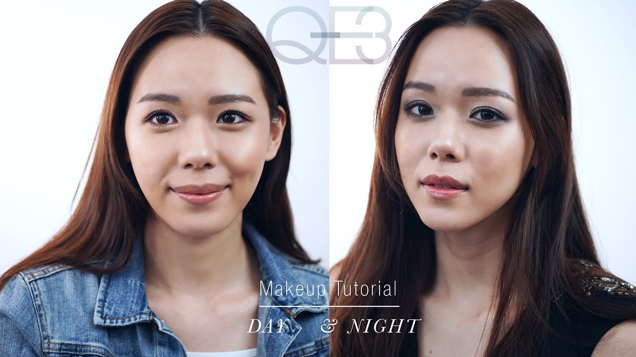 How to Transform Day Makeup to Night Makeup