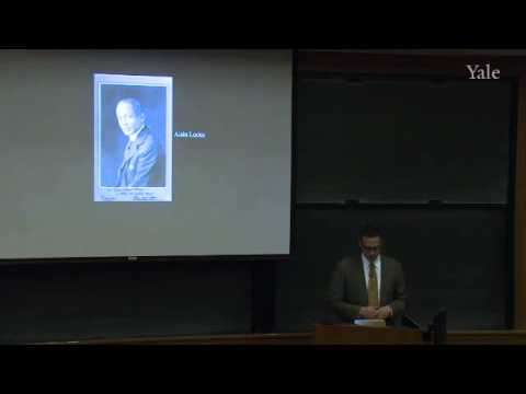 Lecture 10. The New Negroes (continued)