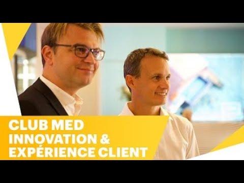Comment Club Med utilise la data et la VR pour personnaliser l'expérience de voyage ? from YouTube · Duration:  6 minutes 34 seconds