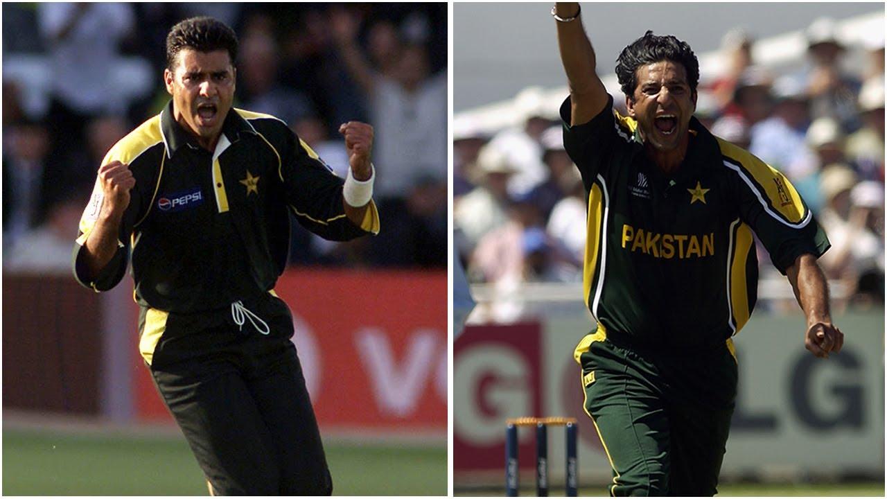 Wasim Akram vs Waqar Younis - Cricket Controversy - YouTubeWaqar Younis And Wasim Akram