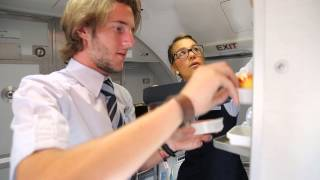 behind the scenes a day in the life of a jetairfly cabin crew member