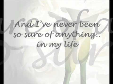 NewSong ft. Natalie Grant - When God made you (w/ lyrics on screen)