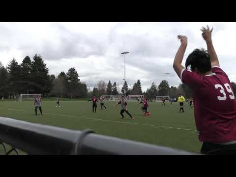 Riley's Soccer Game: Mar 3rd, 2020, Mt Baker Middle School JV vs Mt Baker Middle School JV, 1st Half