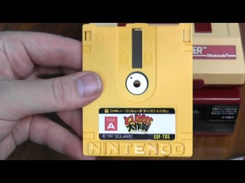 CGRundertow 3-D WORLD RUNNER for Famicom Disk System Video Game Review