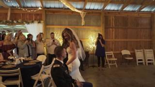 (((SURPRISE))) dance for the groom | wait till the END !!!