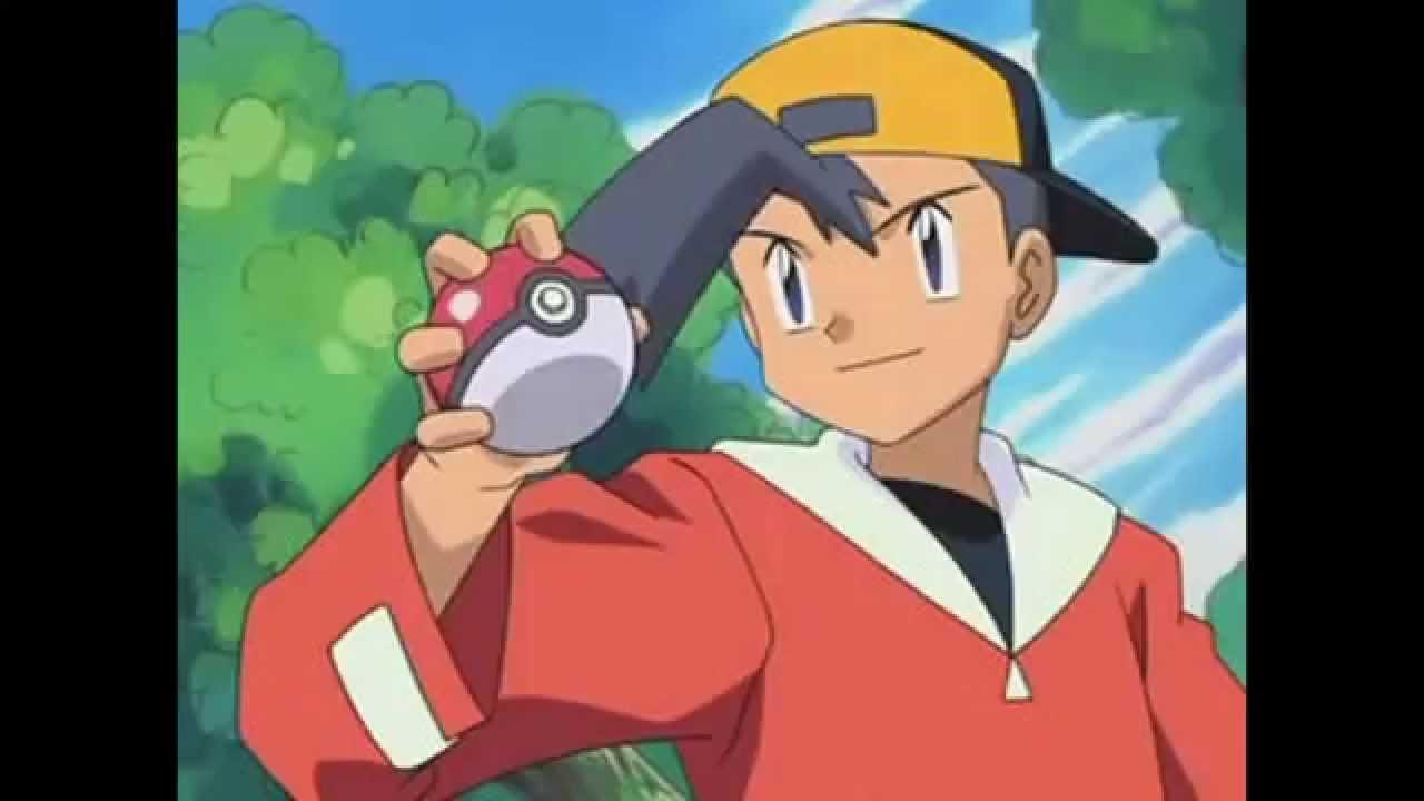 Personnages Masculins Du Dessin Animé Pokemon Youtube