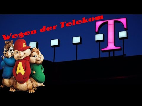 Alles nur wegen der Telekom by Execute (Chipmunks Version)