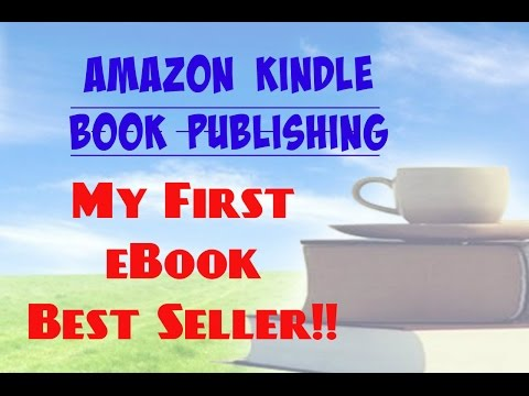 <h1>My First eBook Best Seller | Amazon Kindle Book Publishing</h1>