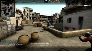 CS GO Casual knife grenades and zeus only