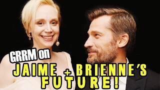 GRRM on Brienne and Jaime