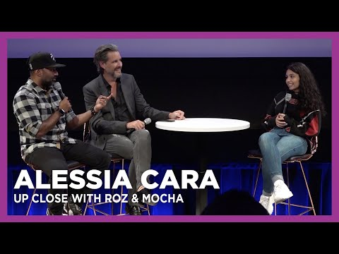 Alessia Cara Talks 'The Pains of Growing' with Roz & Mocha