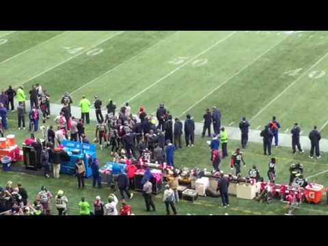 ATL Falcons vs Seattle Seahawks Richard Sherman Sideline Argument Becomes Jumpman Session #ATLvsSEA