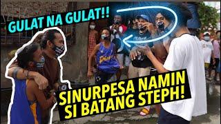 SINURPRESA NAMIN ANG BATANG STEPH | S.2. vlog 175