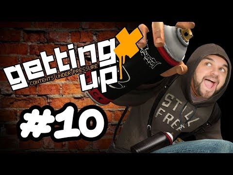 Best Friends Play Marc Eckō's Getting Up - Contents Under Pressure (Part 10)