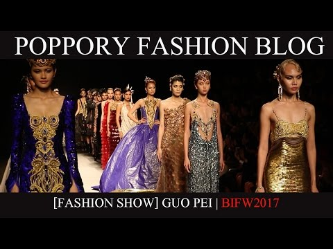 Guo Pei | BIFW2017 | Bangkok International fashion Week 2017