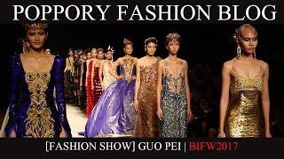 Guo Pei | BIFW2017 | Bangkok International fashion Week 2017