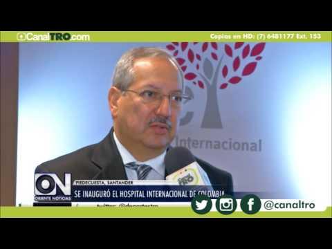 Hospital Internacional de Colombia recibirá hasta 1.500 pacientes al mismo tiempo