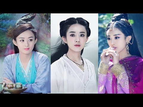 Zhao LiYing's costume styles in 10 historical Chinese dramas. Which is your bias?