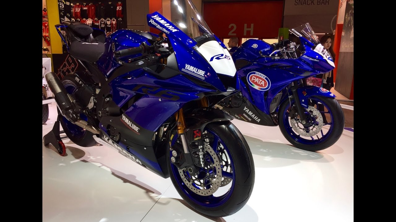 2017 Yamaha R6 First View Racing Edition