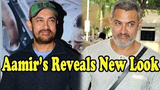 Aamir Khan Reveals On His Upcoming New Look For Dangal!