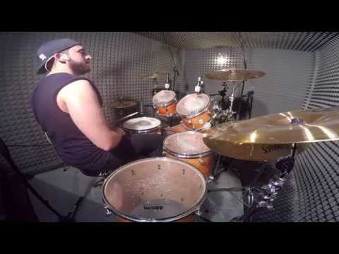 MEGADETH | Holy wars - Drum cover - Alessandro Cafagna