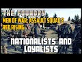 Nationalists and Loyalists - Men of War: Assault Squad 2 (Red Rising)