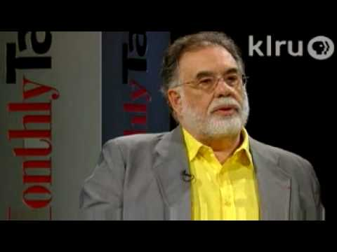 Francis Ford Coppola: Texas Monthly Talks, YouTube video posted on November 24, 2008