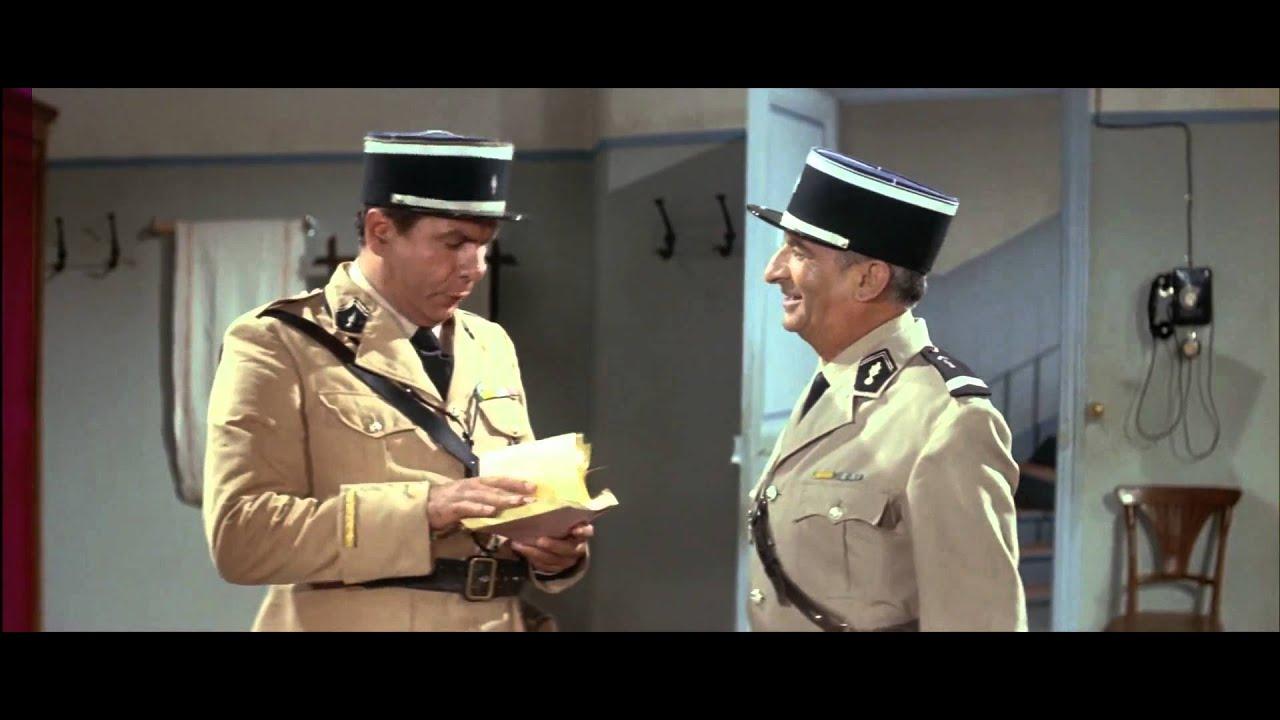 louis de fun s le gendarme de saint tropez 1964 vous tes les branches je suis le tronc. Black Bedroom Furniture Sets. Home Design Ideas