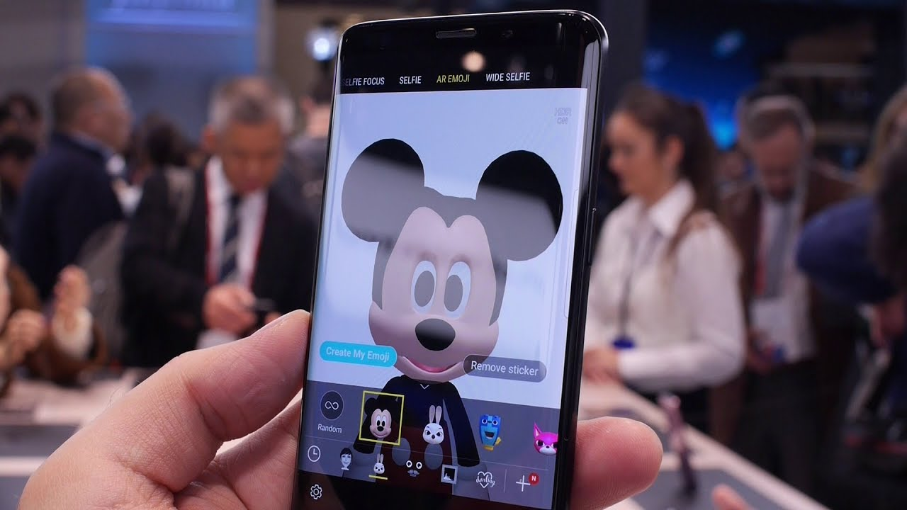 A look at AR Emoji on the Samsung Galaxy S9 - PhoneArena