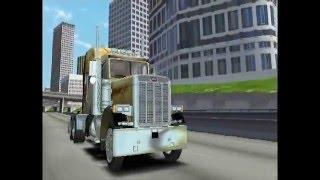 Дальнобойщики 3(видео из игры с использованием песен