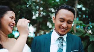 Mako and Sherm | An Intimate Civil Wedding in Tagaytay