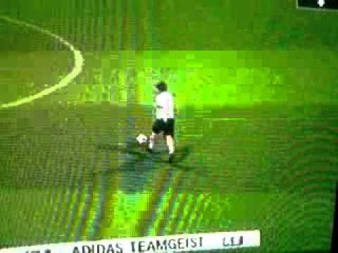 Alan Kardec Santos F.C Golaço