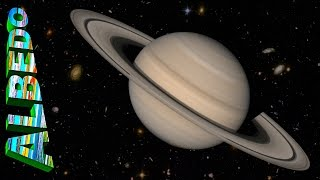 ALBEDO The Planets. Saturn, the Bringer of Old Age. Gustav Holst. New Age Space Music.