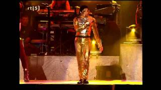 Michael Jackson Wanna be starting something  live History Tour in München 1997