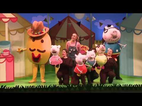 Peppa Pig Live Big Splash Teaser